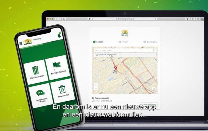 Den Haag Afval Melden App